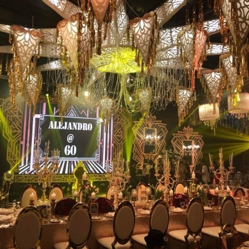 Alejandro @ 60 - Wedding, Birthday and Event Decorator in Davao City