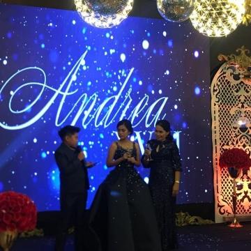 ANDREA @18 - Wedding, Birthday and Event Decorator in Davao City