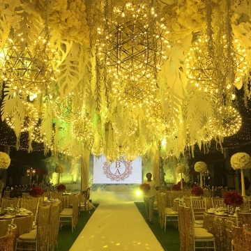 Aparece & Liron - Wedding, Birthday and Event Decorator in Davao City