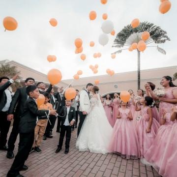 Javier &  Angelique - Wedding and Birthday Decorator in Davao City