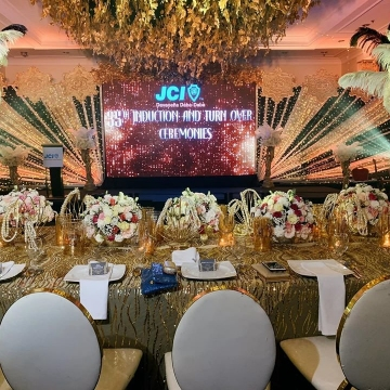 JCI 35TH INDUCTION AND TURN OVER CEREMONIES - Wedding, Birthday and Event Decorator in Davao City