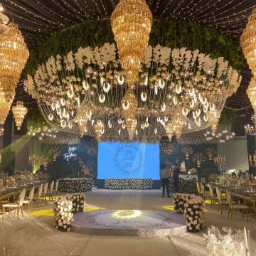 Jerille Gonzales & Jr Cunanan - Wedding, Birthday and Event Decorator in Davao City