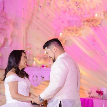 Joakim​ & Angelie​ - Wedding, Birthday and Event Decorator in Davao City