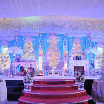 Mark & Roshiel - Wedding, Birthday and Event Decorator in Davao City