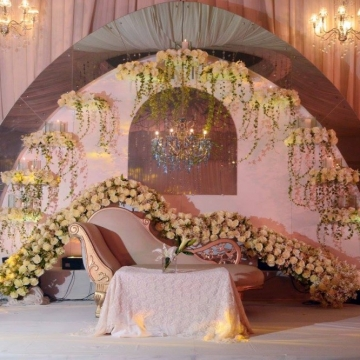 Marvin & Charline - Wedding, Birthday and Event Decorator in Davao City