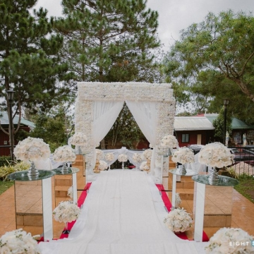 Mike & Blessy - Wedding, Birthday and Event Decorator in Davao City