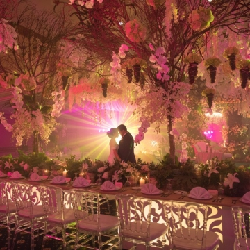 Mobarak & Dahlia - Wedding, Birthday and Event Decorator in Davao City