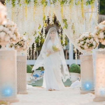Mohammed & Charlotte - Wedding, Birthday and Event Decorator in Davao City
