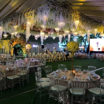 Molina & Malilong - Wedding, Birthday and Event Decorator in Davao City