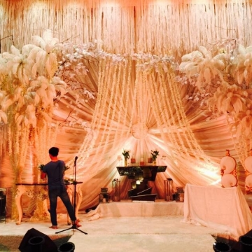 Paolo & Jacqueline - Wedding, Birthday and Event Decorator in Davao City
