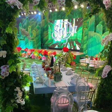 STELLA @5 - Wedding, Birthday and Event Decorator in Davao City