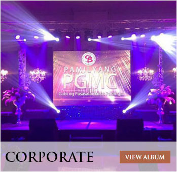 Corporate Albums of Golden Touch by Noel Tanza - Davao City