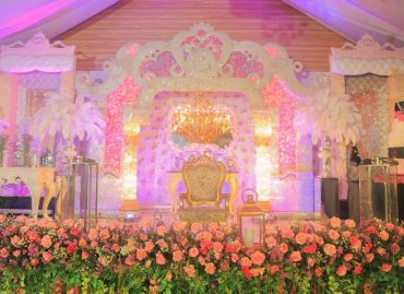 Pearl Ann @ 18 - wedding & event decoration services in Davao City