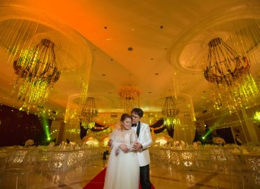 Nathaniel & Daisy - wedding & event decoration services in Davao City