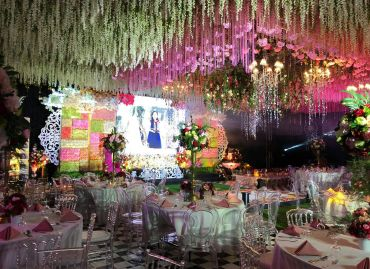 Chelsea Kirsten @ 7 - wedding & event decoration services in Davao City