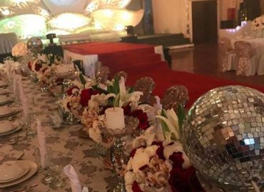 Golden Touch added 4 new photos — at Pearl Center. - wedding & event decoration services in Davao City