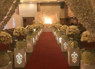 Golden Touch added 7 new photos — at Big 8 Corpora… - wedding & event decoration services in Davao City
