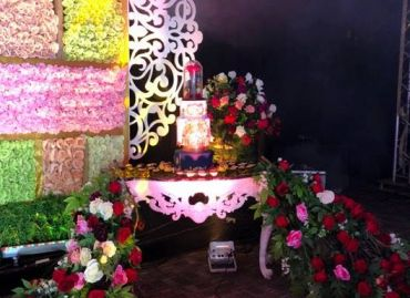 Golden Touch added 9 new photos — at Davao Convent… - wedding & event decoration services in Davao City