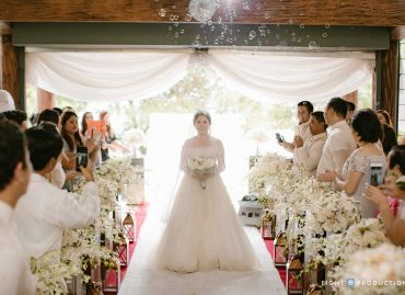 Mike & Blessy - wedding & event decoration services in Davao City