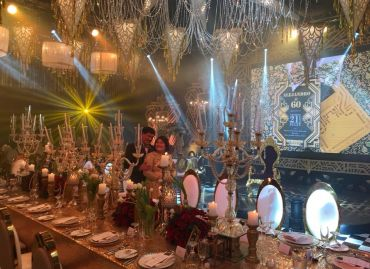 Alejandro @ 60 - wedding & event decoration services in Davao City