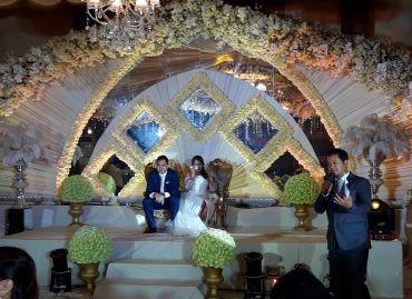 CARLO + JEN  04.17.17  Salome's Garden Davao City … - wedding & event decoration services in Davao City