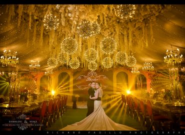 Venz & Sherlou - wedding & event decoration services in Davao City