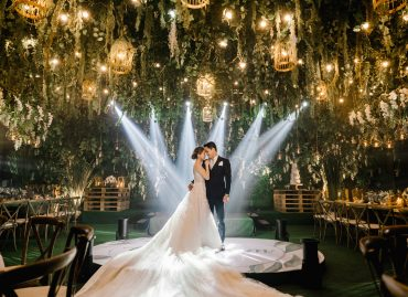Gil and Palma - wedding & event decoration services in Davao City