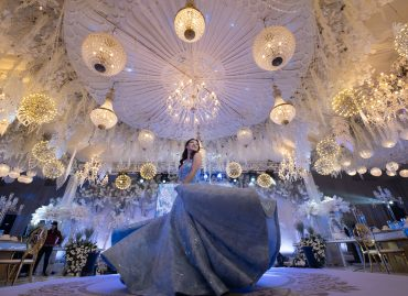 Trixia Emerald - wedding & event decoration services in Davao City