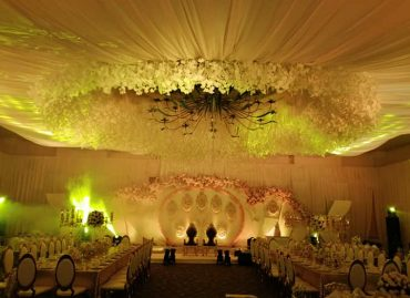 Santos & Huyo-a - wedding & event decoration services in Davao City