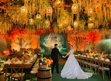 The first Wedding Event at Acacia Hotel. Congratul… - wedding & event decoration services in Davao City
