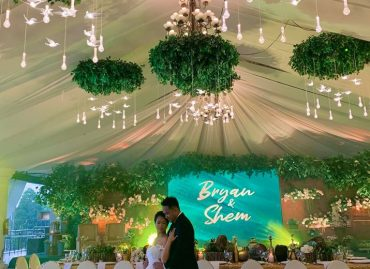 VALDEZ & ABRIGANA - wedding & event decoration services in Davao City