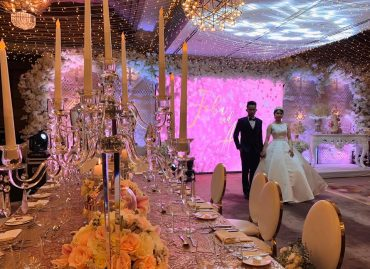 JOHN & ABIGAIL COLLADO - wedding & event decoration services in Davao City