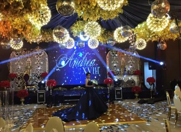 ANDREA @18 - wedding & event decoration services in Davao City
