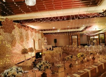 KRISTIAN & MAECEL WEDDING - wedding & event decoration services in Davao City