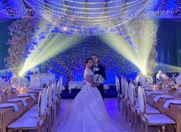 OMEGA & JUATON WEDDING - wedding & event decoration services in Davao City