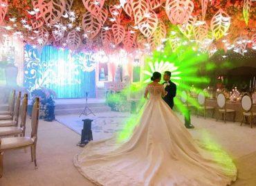 CASTILLO & ALGER - wedding & event decoration services in Davao City