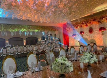 PEDREGOSA & DINGLASAAX - wedding & event decoration services in Davao City