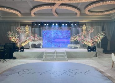 SANCHEZ & SALAZAR - wedding & event decoration services in Davao City