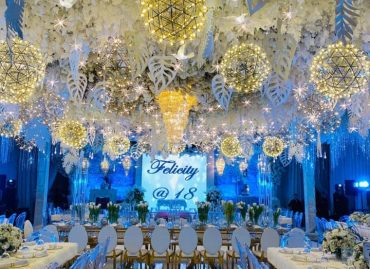FELICITY @18 - wedding & event decoration services in Davao City