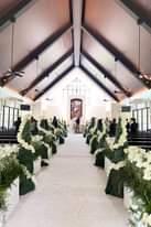 Just married !   Enjoy this next chapter of your l… - wedding & event decoration services in Davao City