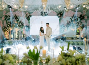 Rafael and Fro Wedding - wedding & event decoration services in Davao City