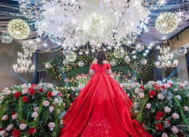 Kristine Anne @ 18 - wedding & event decoration services in Davao City
