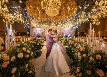 Darlene Faith and Lester Padilla - wedding & event decoration services in Davao City