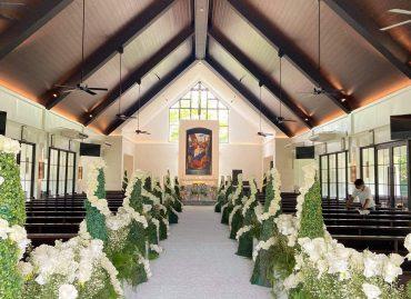 Resci Rizada & Jaime Nolasco - wedding & event decoration services in Davao City