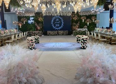Jerille Gonzales & Jr Cunanan - wedding & event decoration services in Davao City